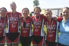 Nordjylland Rundt 2014 (Pigerne)